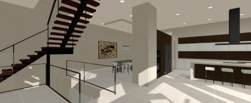 Interior dining room ceiling - 011615 - KUB